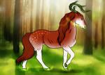 Cyprien | Stag | Brigadier by Serenade-The-Wolf