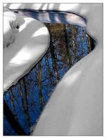spring brook by isak-