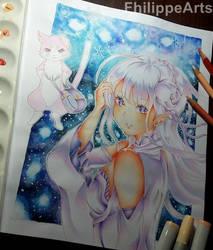 Emilia - Re:zero kara hajimeru isekai seikatsu by Fhilippe124