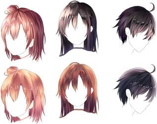 Training Hair 2 by Fhilippe124
