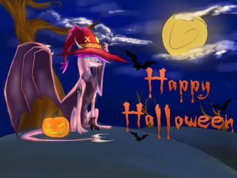 Happy Halloween! by Lunoxius