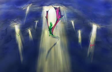 Ascension by Lunoxius