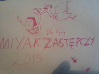 Miyak zastepczy Sylwester 2015 by Ysengrinn