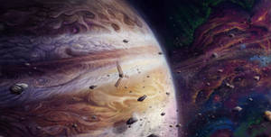 Jupiter and Juno by TolyanMy