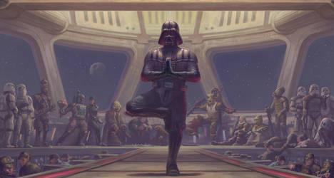 Star Wars fanart by TolyanMy