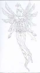 Angel by teragram98