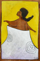 Sortie de Bain by kperusita