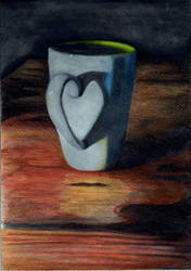 Heart in the dark by Alinnela