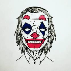 joker by cecylart