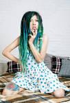 Dreadlocksgirl 3 by Kate-Slusarenko