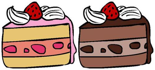 Yummy Cake by Ashleysonglover