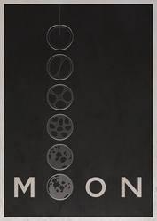 Moon by ChrisMesh