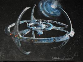 Star Trek: Deep Space Nine by shintetsuya