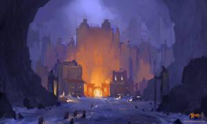 castle sketch1 by jimo-beast