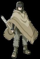 The Last: Naruto: Sasuke Uchiha Render by xUzumaki