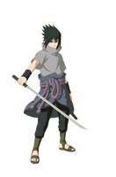 Sasuke Uchiha: Mangekyo Sharingan by xUzumaki