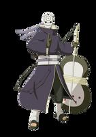 The Masked Man by xUzumaki