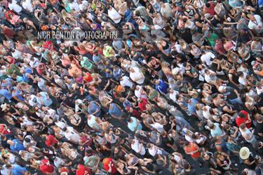 Audience by NickBentonArt
