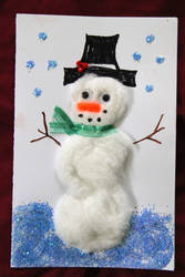 Holiday Card Project 02 by NickBentonArt