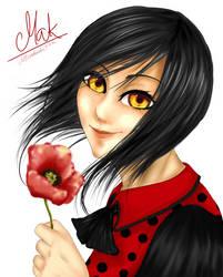 Poppy by BlossomingMay