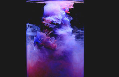 Powder Paint in Water by Cheesecake406