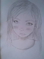 Girl  by LankaGamesXD