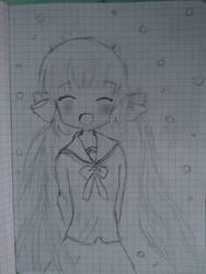 Happy girl! by LankaGamesXD