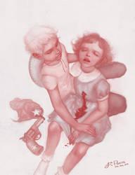 My Baby Shot Me Down... by YummyKitty