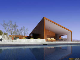 Tubac House Rendering by ev-one