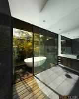 Byron Bay Bathroom by ev-one