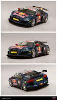 Audi R8 GTR Studio by ev-one