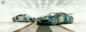 Audi R8 GTR 2009 by ev-one