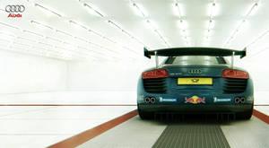 R8 GTR Wallpaper by ev-one