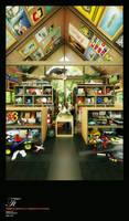 Tommy's Toyhouse by ev-one