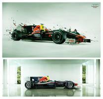 2011 Audi Red Bull F1 by ev-one