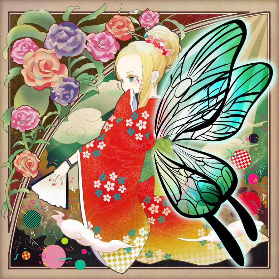 the butterfly girl goddard trisha baughan racheal