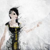 Borderlands - Angel by BOMBATTACK