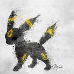Umbreon by BOMBATTACK