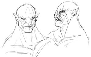 Azog by Kahito-Slydeft