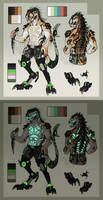 Carnoaptor adopt (Auction) by Kahito-Slydeft