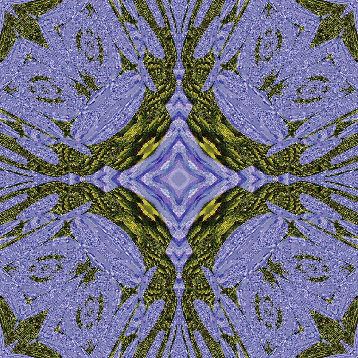 glass island weave by scottVee