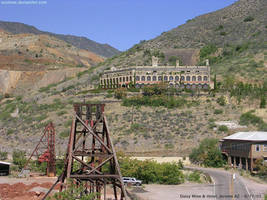 Little Daisy Mine and Hotel by scottVee