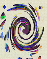 We Circle Canvas (w Dan Buck) by scottVee