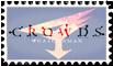 Gatchaman Crowds Stamp by AngieInes
