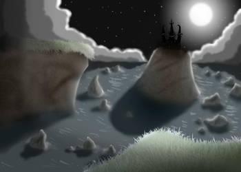 Moon-Recovered by AkatsukiMemberWoolfy