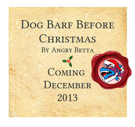 Dog Barf by newtonthenewt