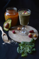 Dark green - full vitamine by SunnySpring
