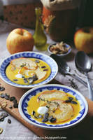 Bowls of autumnal warm by SunnySpring