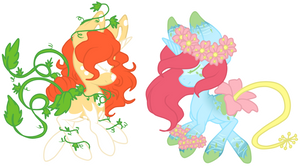 (CLOSED) Nature Pony Adopts by xXCrazyBunnyXx