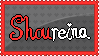 .:I Support Shoureina Stamp:. by xXCrazyBunnyXx